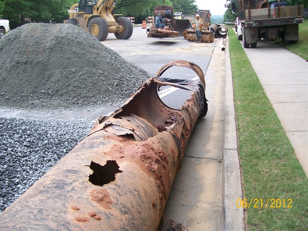 ​How to Avoid Municipal Pipeline Failures