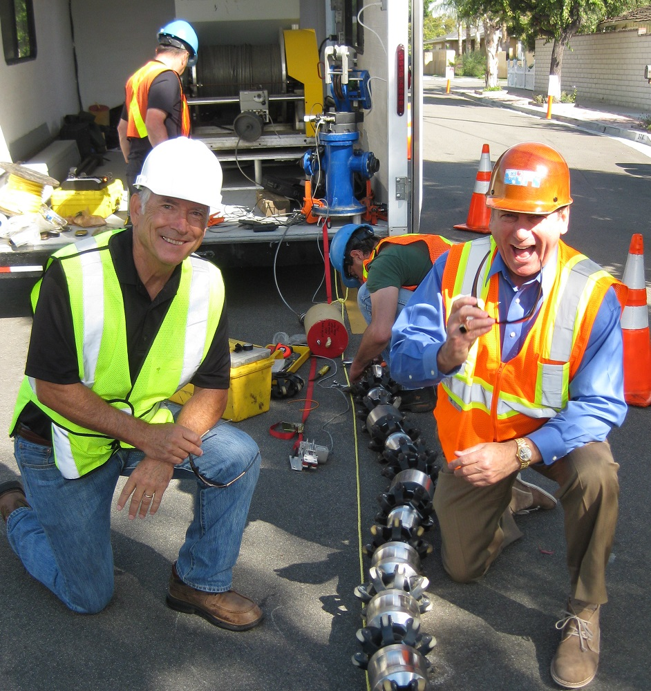 ndt water main inspection